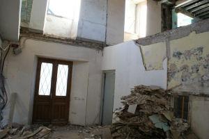 L'entrée du logement