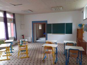 La nouvelle classe