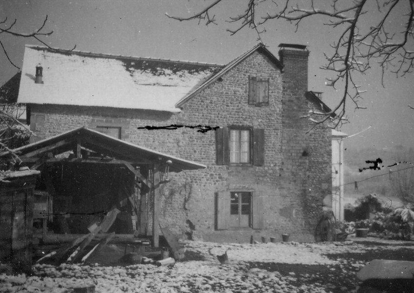 Maison Capdepon-Malégarie après sa transformation