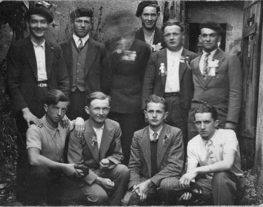 Beaucoup de ces conscrits de 1937 ont été prisonniers en 1940