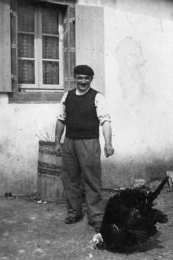 Joseph Laffargue, maçon