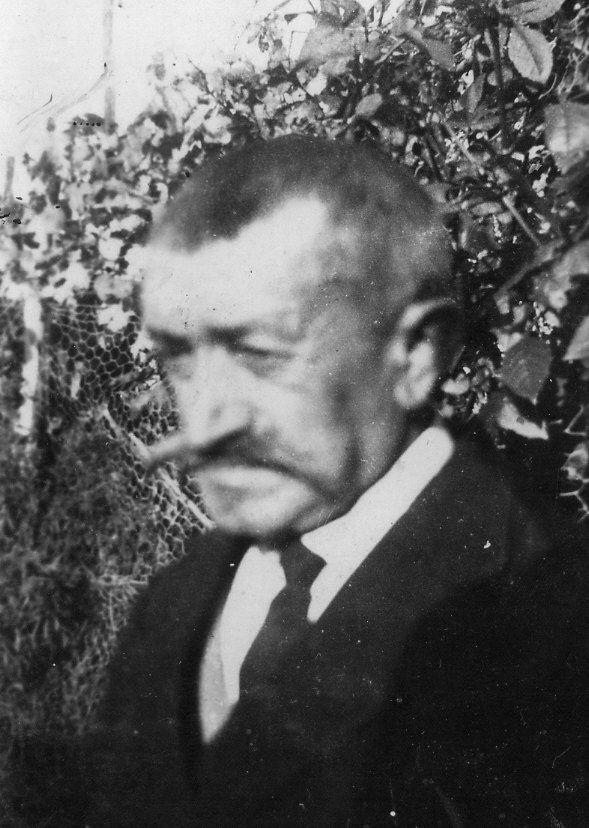 Antoine Capdepon, garde-champêtre pendant 20 ans