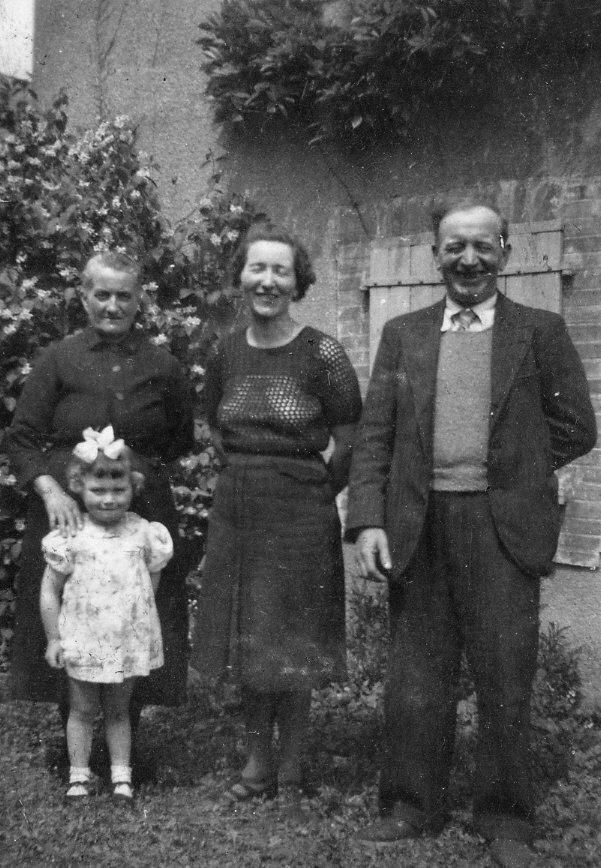La famille Maoulou-Pédelacq
