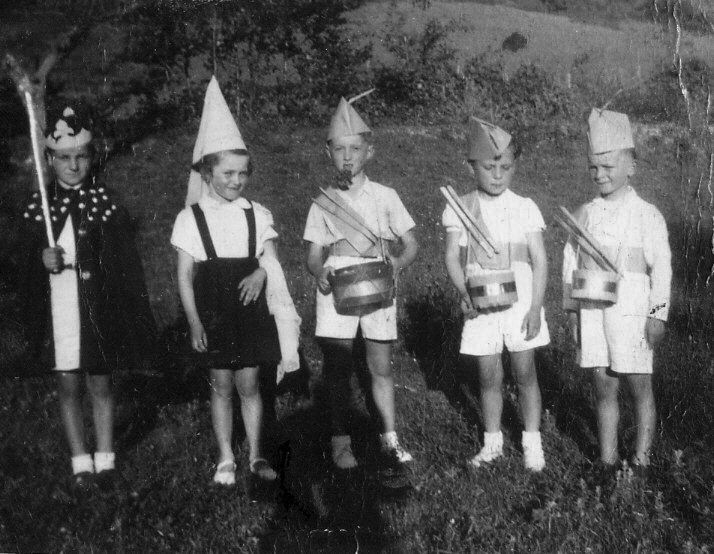 Trois jeunes tambours - Séance de Mme Castro (1947)