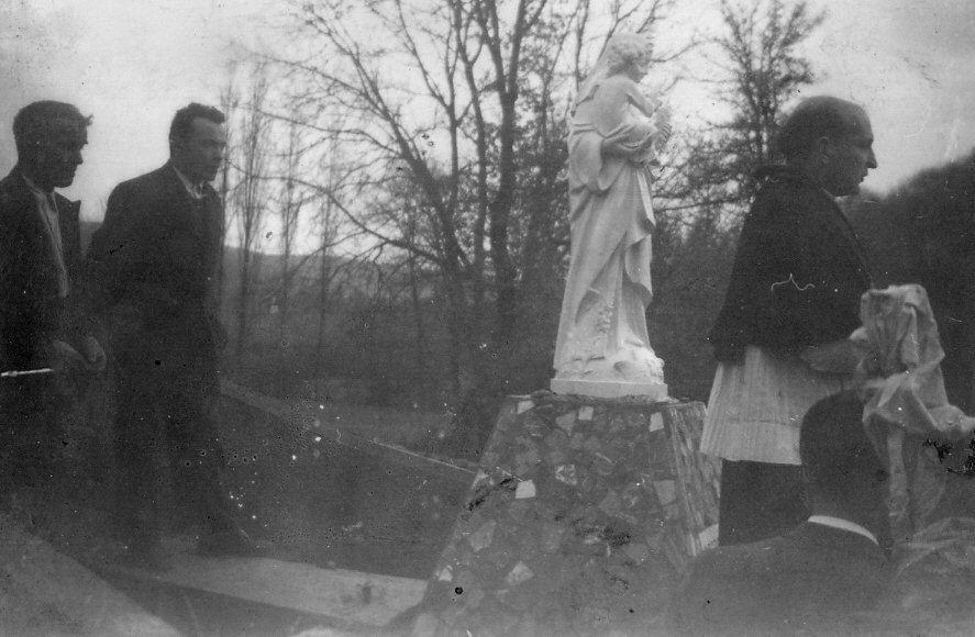 Le père Ornon, Laffargue et Moureu constructeurs