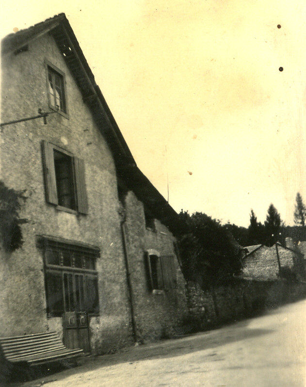 Maison Capdepon-Malégarie avant sa transformation