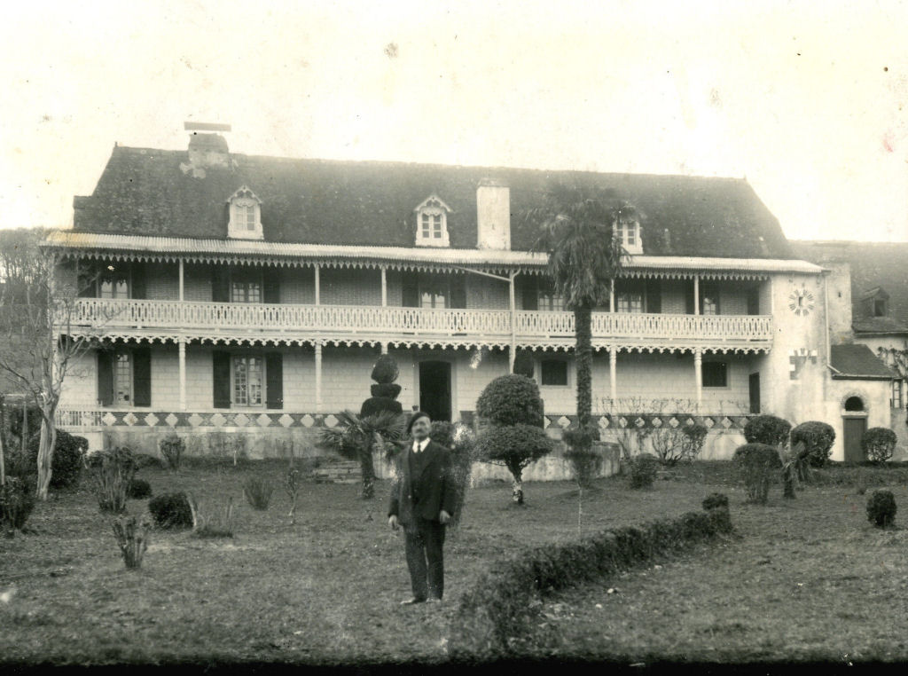 La maison Louména - anciennement Lavigne