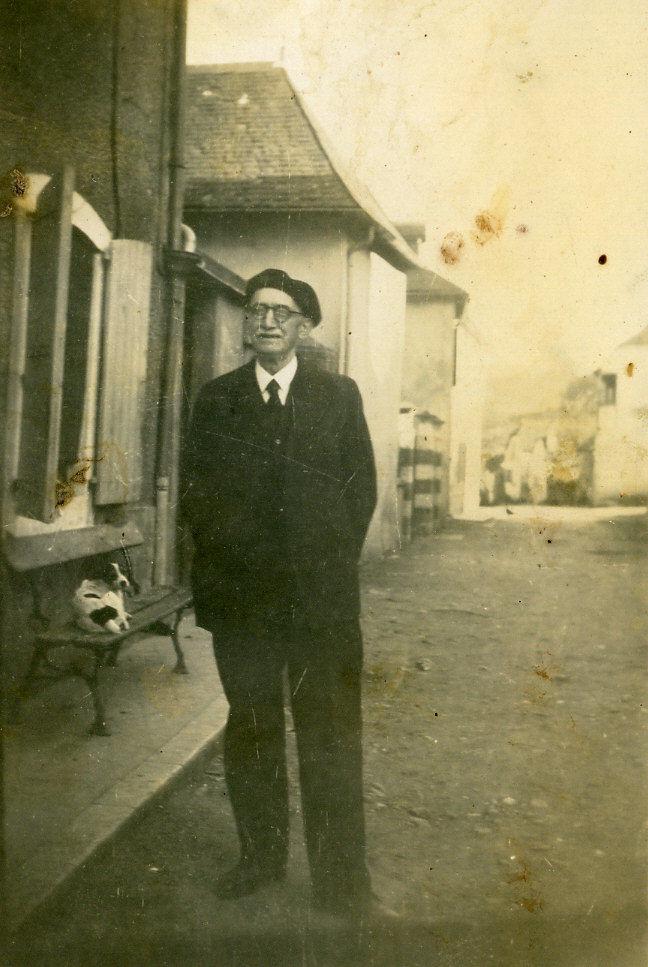 1947 : Justin Ducap, épicier