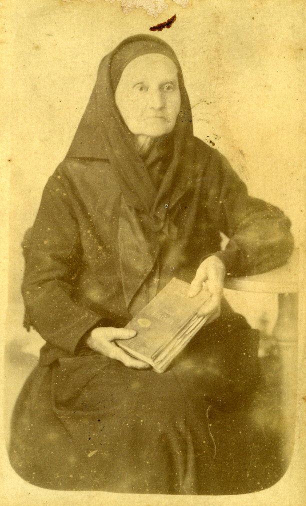 Une tante de M. Ducap, épicière
