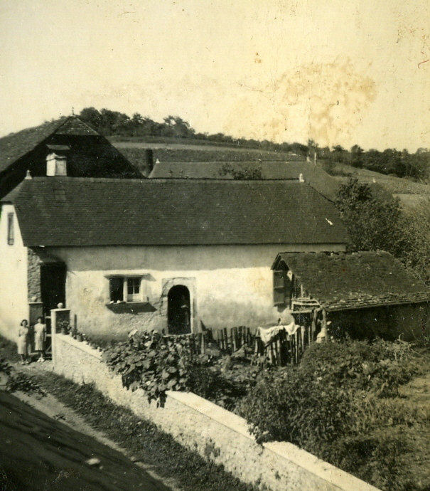 Maison Conte-Sarraillé transformée