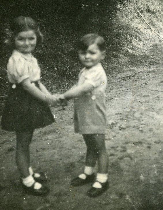 Marie et André... et le sourire