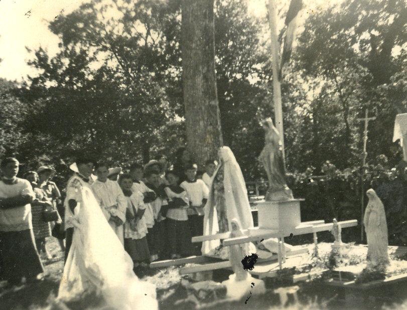Les Vierges de La Cordée à Ledeuix