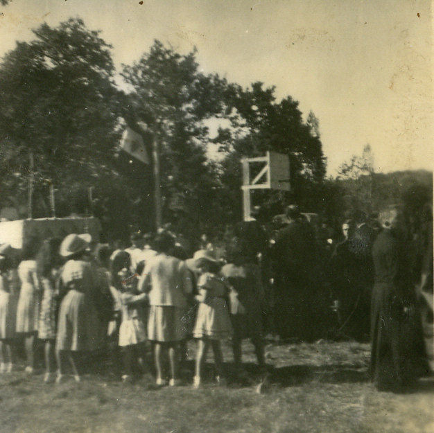 Clôture de la Semaine Mariale à Ledeuix