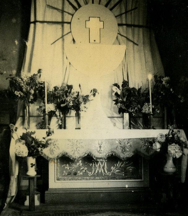 Reposoir du jeudi saint (1941)